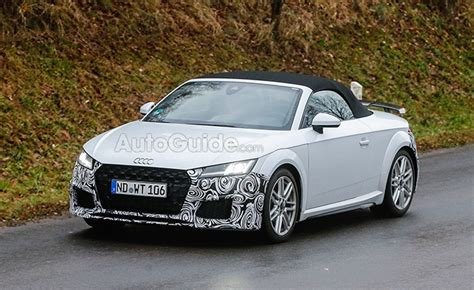 Audi Spied Testing Facelift Europe Autoguide
