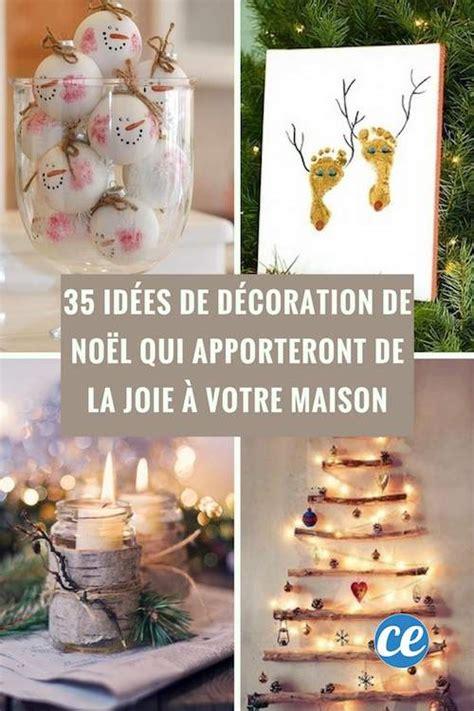 idees de decoration de noel qui apporteront de la joie