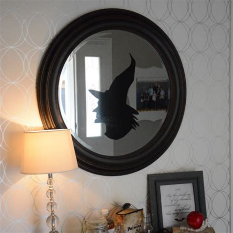 witch silhouette window cling  idea room