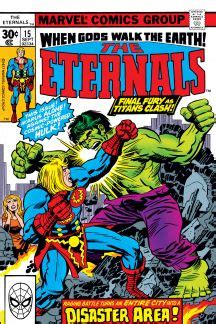 Eternals (1976) #15 | Comic Issues | Marvel