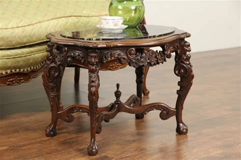 Coffee, Cocktail Or Chairside Table, Carved Gargoyles & Black Marble Antique Stores Manhattan Ks In San Diego Book Stand John Deere Tractor Parts Flush Ceiling Lights Authentication Services Coffee Tables For Sale South Jersey
