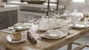 Decoration De Noel Table : comment faire une belle table ~ Melissatoandfro.com Idées de Décoration