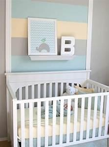 15 idees de deco murales pour votre chambre d39enfant moderne With tapis chambre bébé avec fleurs à offrir à un homme