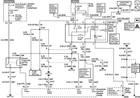 Chevy Throttle Actuator Control Module Wiring Diagram