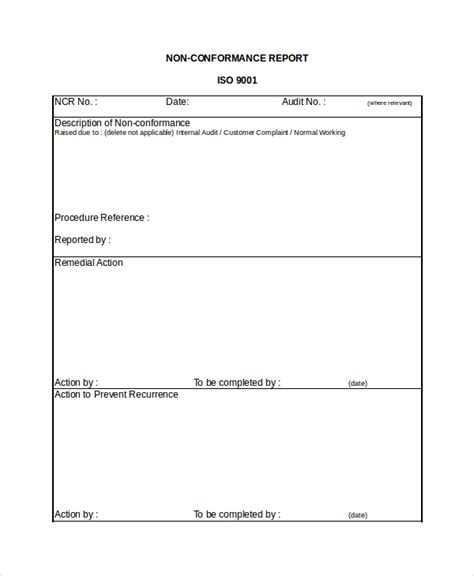 32 report templates free sle exle format free
