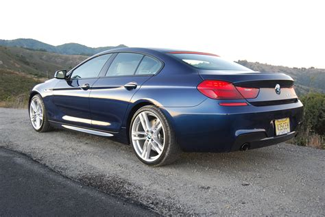 Bmw 640i Gran Coupe Review by 2013 Bmw 640i Gran Coupe Review Car Reviews And News At