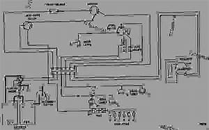 Wiring Diagram - Track-type Tractor Caterpillar D7g   Direct Drive    91v00001