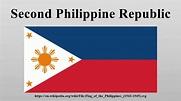 Second Philippine Republic - YouTube