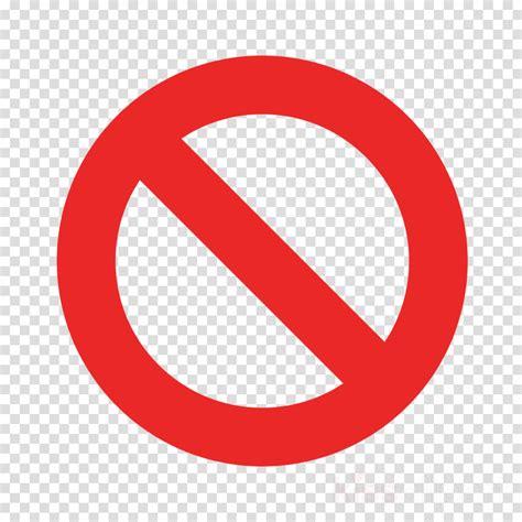 No Circle Clipart Miscellaneous Transparent Clip Art