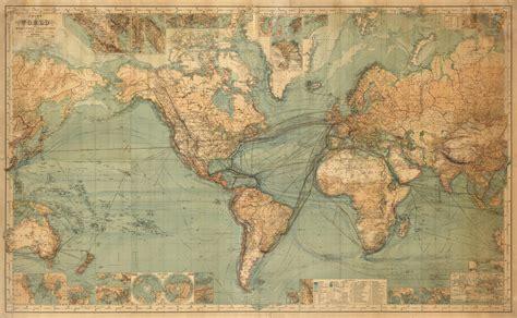 world map majesty maps prints