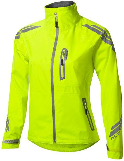 hi vis cycling jacket waterproof altura night vision evo womens waterproof jacket hi vis