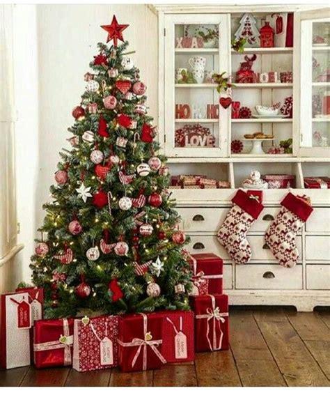 40 ideas para decorar el arbol de navidad 12