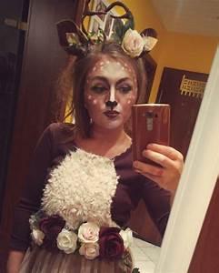 Reh Geweih Kostüm : kost m reh geweih diy karneval roses bambi schminke goletgrow in 2018 pinterest ~ Udekor.club Haus und Dekorationen