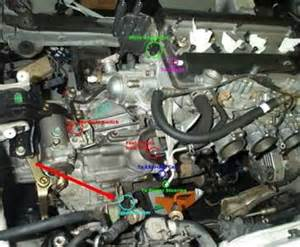 toyota corolla exhaust manifold solved picture of 1997 corolla vehicle speed sensor fixya