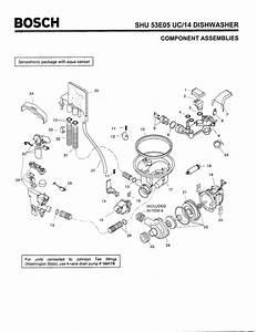 I Have A Bosch Dishwasher Shu53e05uc  14  Fd 8606  When I