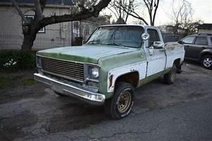 1974 Gmc Sierra 1500 4x4 K10 For Sale