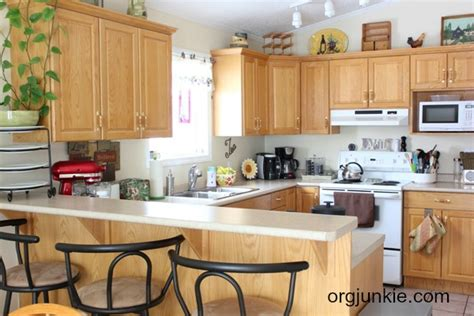 how to organize a kitchen without pantry my organized kitchen 9496