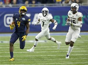 Toledo routs Akron for first MAC title since 2004 - The Blade