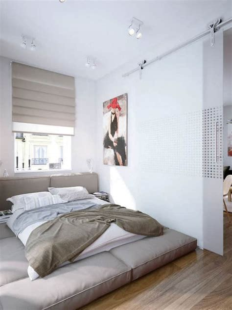 53 Small Bedroom Ideas To Make Your Room Bigger Design Bump