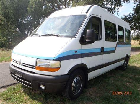 renault master minibus renault master minibus 2 5 dci for 197 000 00 kč