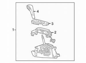 Chevrolet Equinox Automatic Transmission Shift Lever Knob