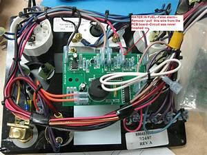 How To Handle Water In Fuel  Wif  Circuit    Sensor False