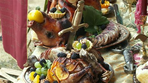 cuisine renaissance how did food taste 500 years ago