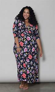 robe ete longue grande taille bretelles fines imprime With robe bon prix grande taille