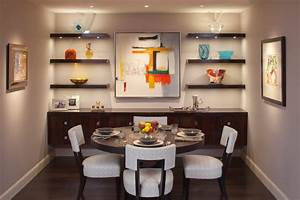 17, Dining, Room, Shelves, Designs, Ideas