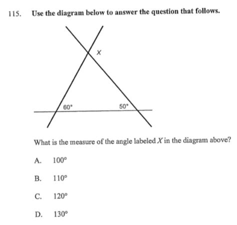 Solved Use The Diagram Below To Answer The Question That Cheggcom