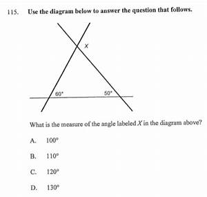 Solved  Use The Diagram Below To Answer The Question That