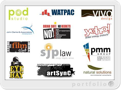 logo design and brand development queensland australia working planet web and print design