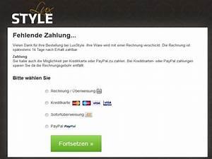 Zahlungsmethode Rechnung : watchlist internet ohne bestellung zu einer rechnung ~ Themetempest.com Abrechnung
