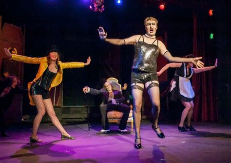 Ferndale Rep's 'the Rocky Horror Show'