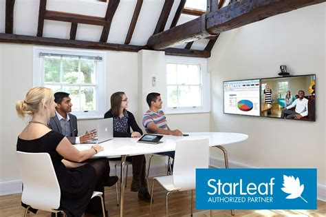 starleaf video conferencing market leading conferencing