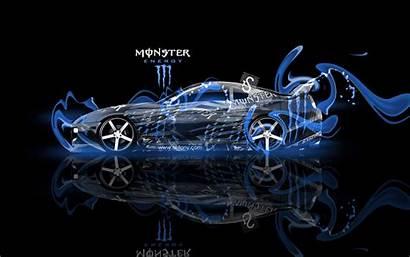 Monster Energy Supra Toyota Neon Fantasy Wallpapers