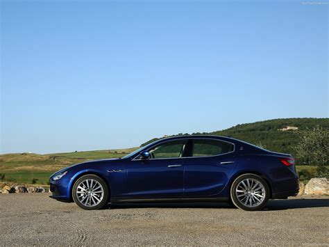 Maserati Ghibli Picture by Maserati Ghibli Picture 58 Of 190 Side My 2014 1600x1200