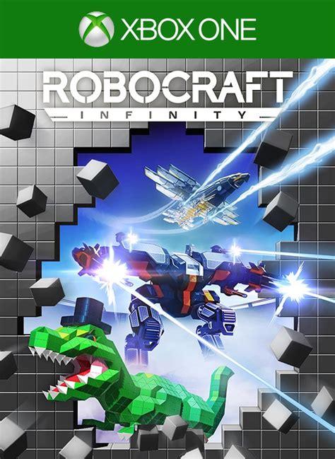 robocraft infinity deluxe upgrade  xbox