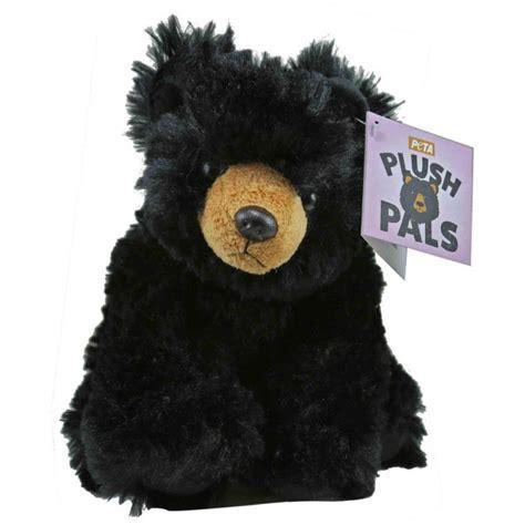 peta adopt pal plush bear skip beginning
