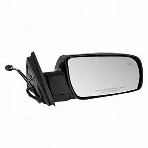 New Passenger Side Heated Power Mirror For 88