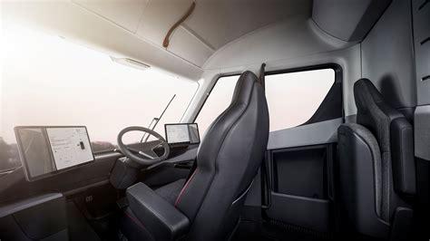 tesla truck      electric semi fortune