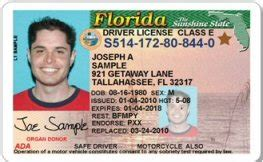Florida Drivers License Template by Babies Car Birthday The Drivers License Favor