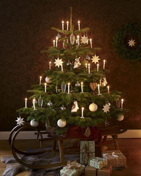 Geschmückt Modern by Festlich Wir Dekorieren Den Christbaum Weihnachten