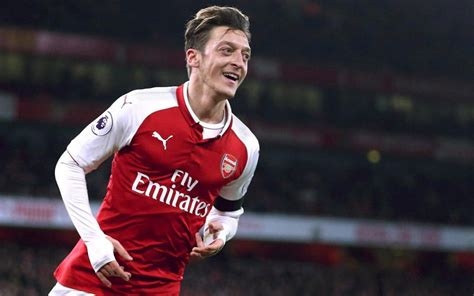 mesut ozil signs  arsenal contract   good