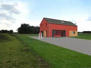 Maison En Bois Nord : constructeur maison bois nord ventana blog ~ Nature-et-papiers.com Idées de Décoration