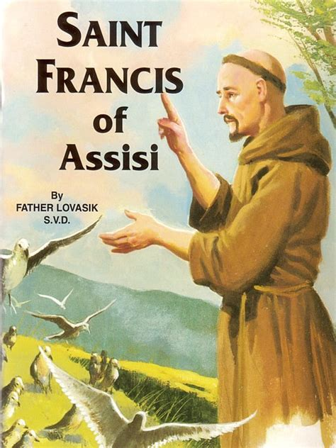 francis of assisi seton educational media 284 | P RL02 178375