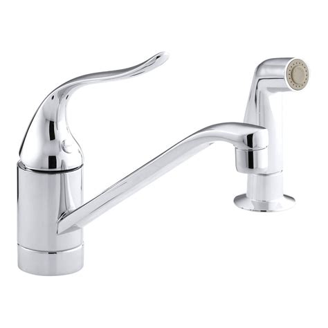 Faucets Canada by Kitchen Bar Faucets The Home Depot Canada