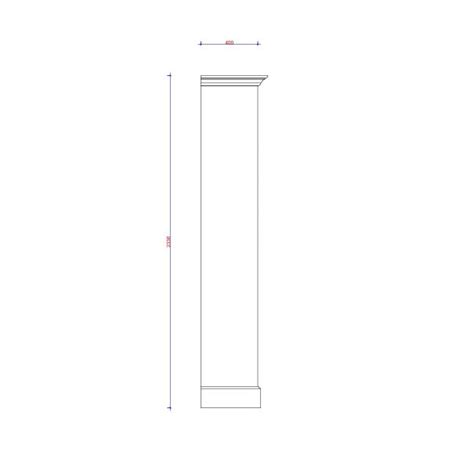 glass fronted sliding bookcase block chisel