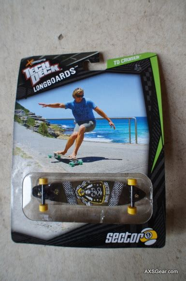 axs longboard retailer magazine 187 tech deck s much anticipated line of finger longboards is here