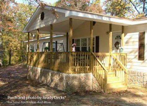 porch designs  mobile homes mobile home porch front